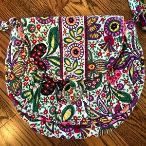 Vera Bradley Saddle Up Bag / Purse